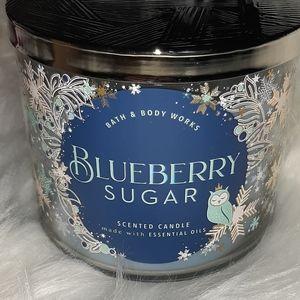 Bath & Body Blueberry Sugar